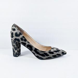 Ivanka Trump Animal Print Leopard Heels Size 8.5